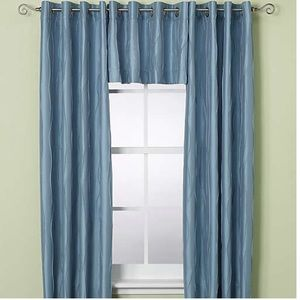 "(4) 108"" curtain panels"